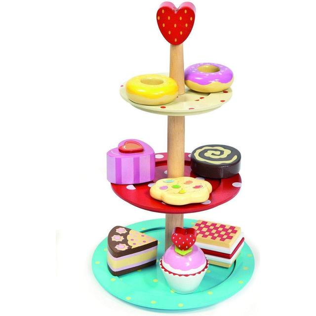 Le Toy Van Cake Stand Set