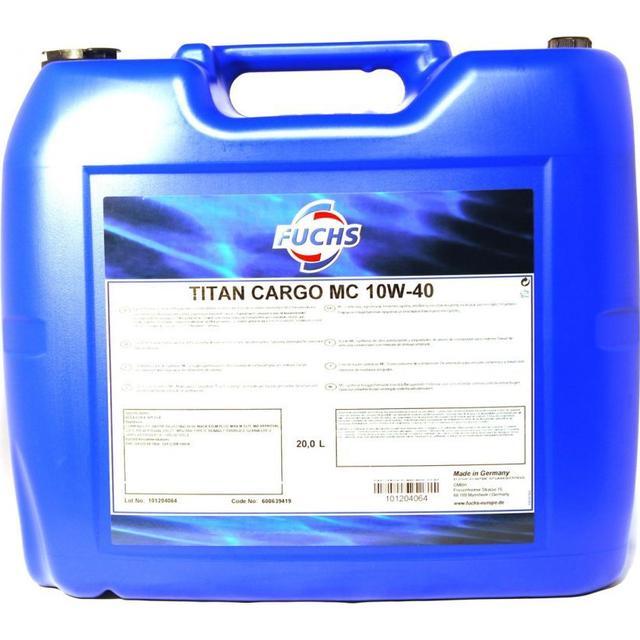 Fuchs Titan Cargo MC 10W-40 20L Motor Oil