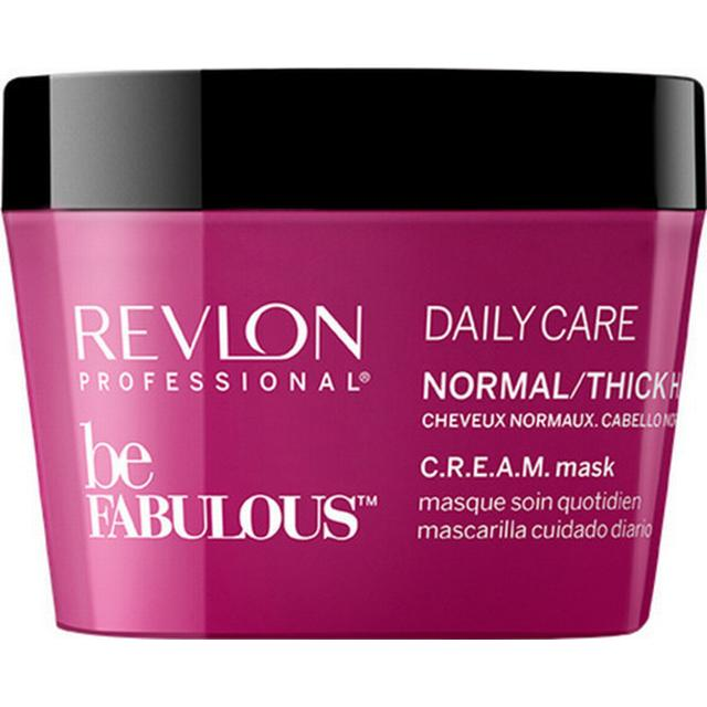 Revlon Be Fabulous Daily Care Normal /Thick Hair Cream Mask 200ml