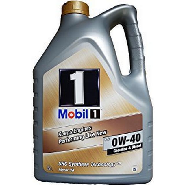 Mobil FS 0W-40 5L Motor Oil