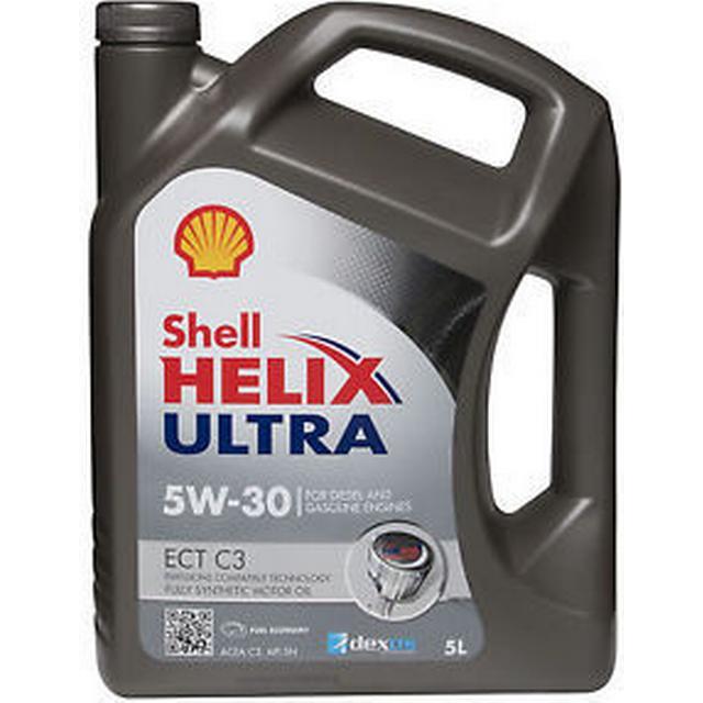 Shell Helix Ultra 5W-30 ECT C3 5L Motor Oil