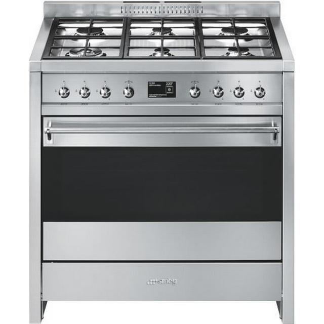 Smeg A1-9 Stainless Steel