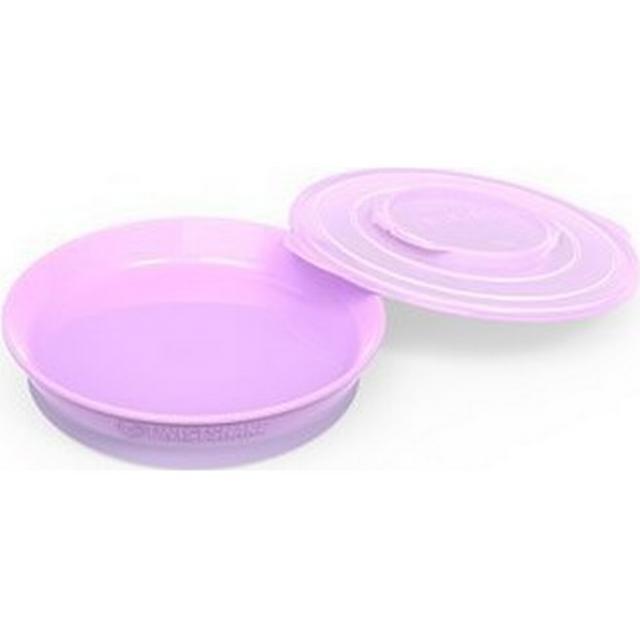 Pink Twistshake Bowl 6+m Pastel