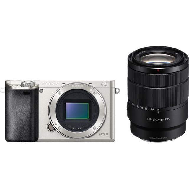Sony Alpha 6000 + 18-135mm OSS