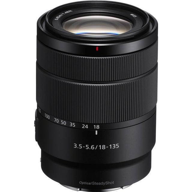 Sony FE 18-135mm F3.5-5.6 OSS