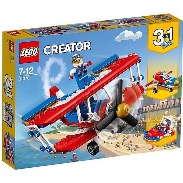 Lego Creator Daredevil Stunt Plane 31076