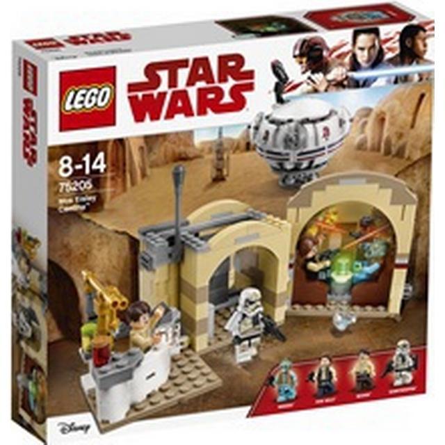Lego Star Wars Mos Eisleys Cantina 75205