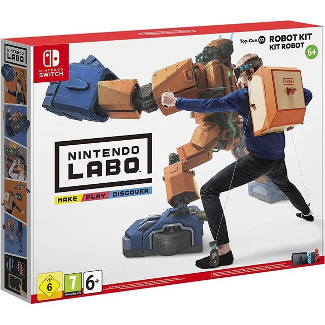 Nintendo Labo: Robo Kit