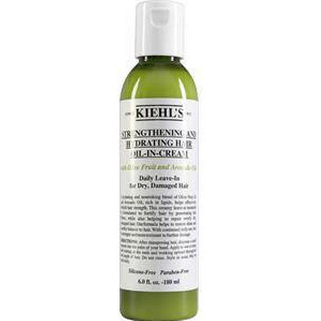 Kiehl's Strengthening & Hydrating Hair Oil-in-Cream 180ml