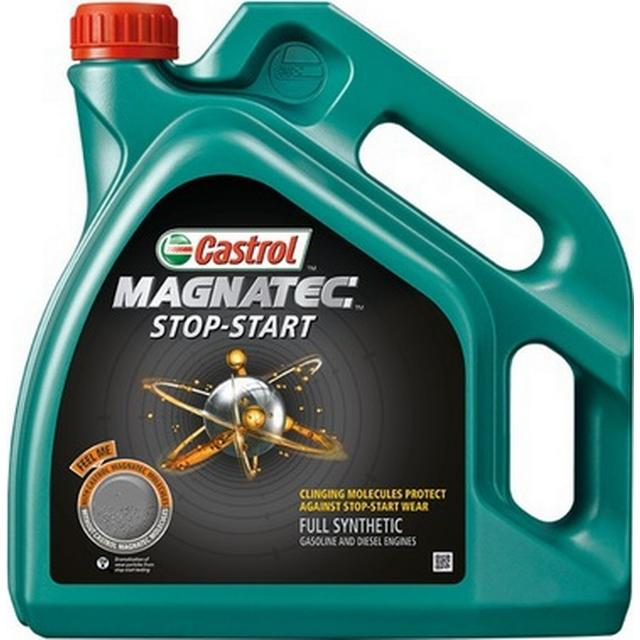 Castrol Magnatec Stop/Start 5W-30 A5 5L Motor Oil