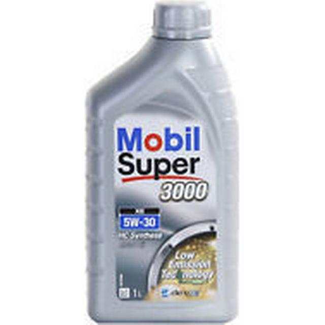 Mobil Super 3000 XE 5W-30 1L Motor Oil