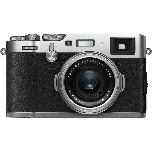 Fujifilm X100F + 23mm