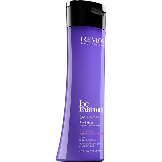 Revlon Be Fabulous Cream Conditioner for Fine Hair 250ml