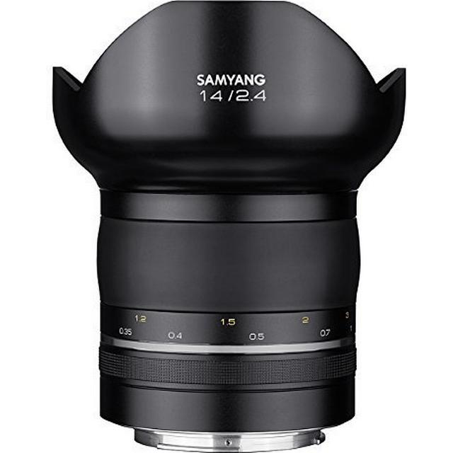 Samyang XP 14mm F2.4 for Nikon F