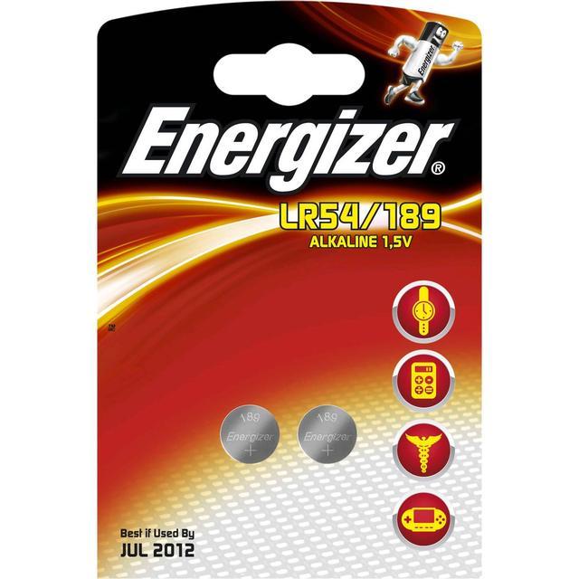 Energizer LR54/189 2-pcs