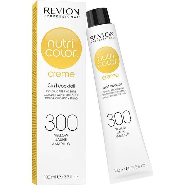 Revlon Nutri Color Creme #300 Yellow 100ml