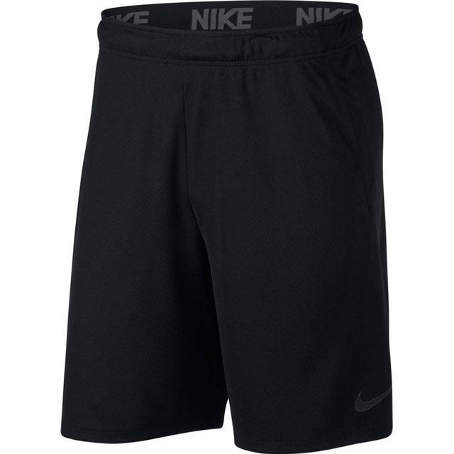 Nike Dri-FIT Training Shorts Men - Black/Dark Grey