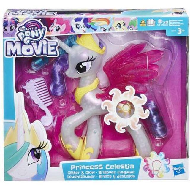 Hasbro My Little Pony the Movie Glitter & Glow Princess Celestia E0190