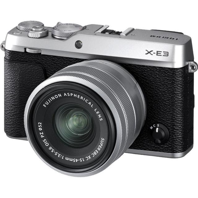 Fujifilm X-E3 + 15-45mm OIS