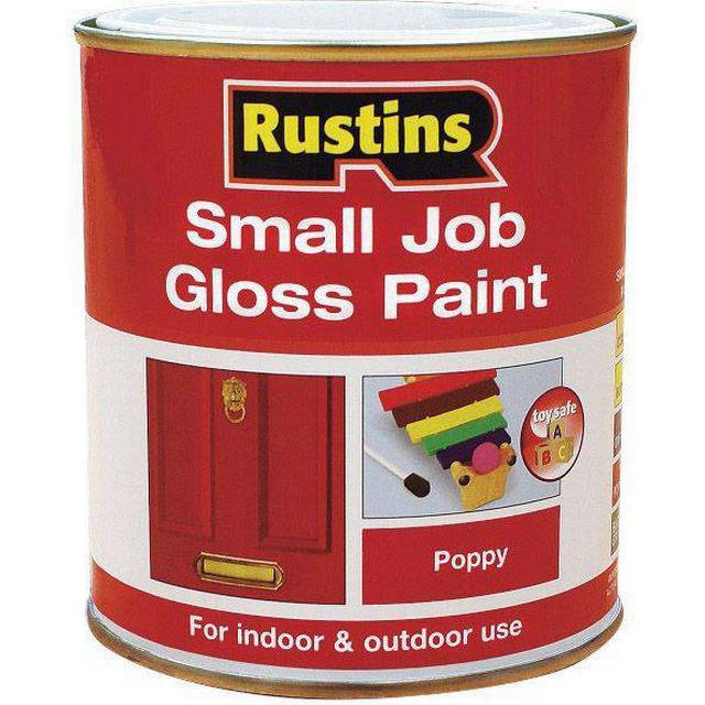 Rustins Quick Dry Small Job Primer & Undercoat Wood Paint, Metal Paint Beige 0.25L