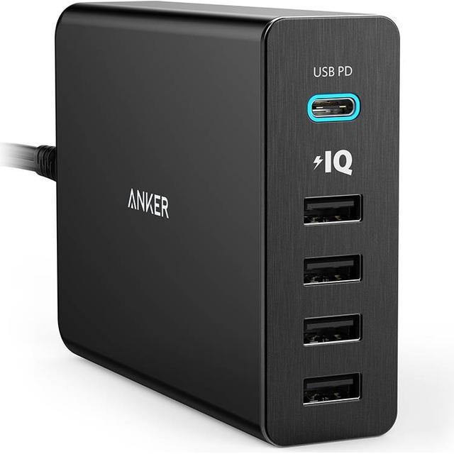 Anker PowerPort+ 5 Ports USB-C