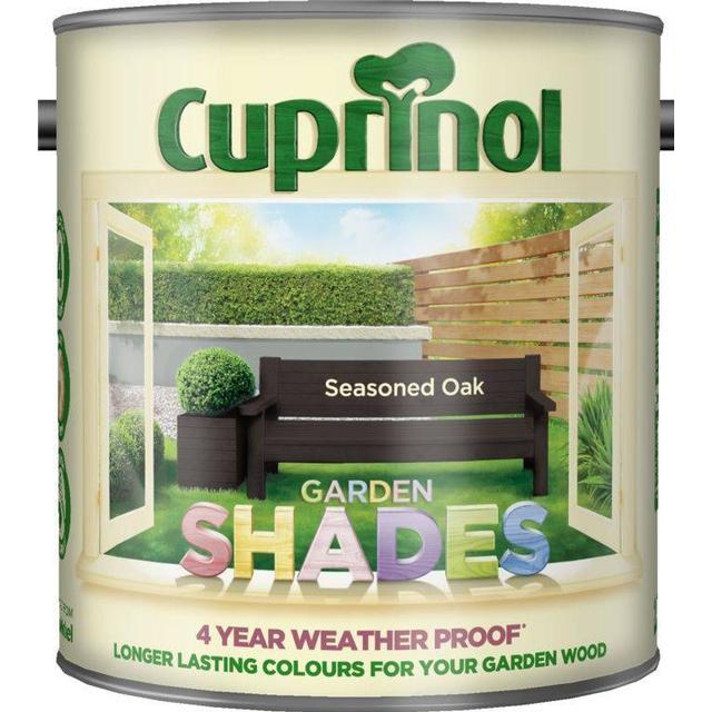 Cuprinol Garden Shades Wood Paint Brown 2.5L