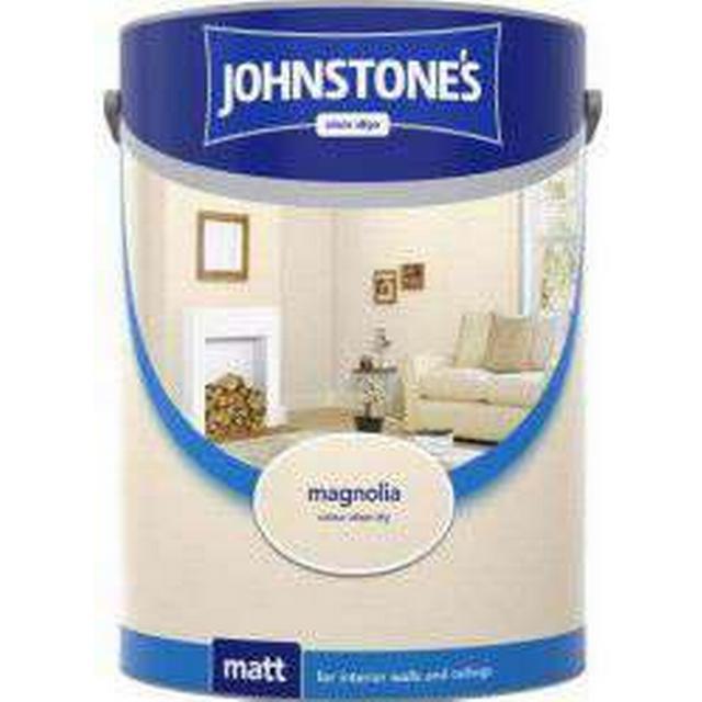 Johnstones Matt Wall Paint, Ceiling Paint Beige 5L