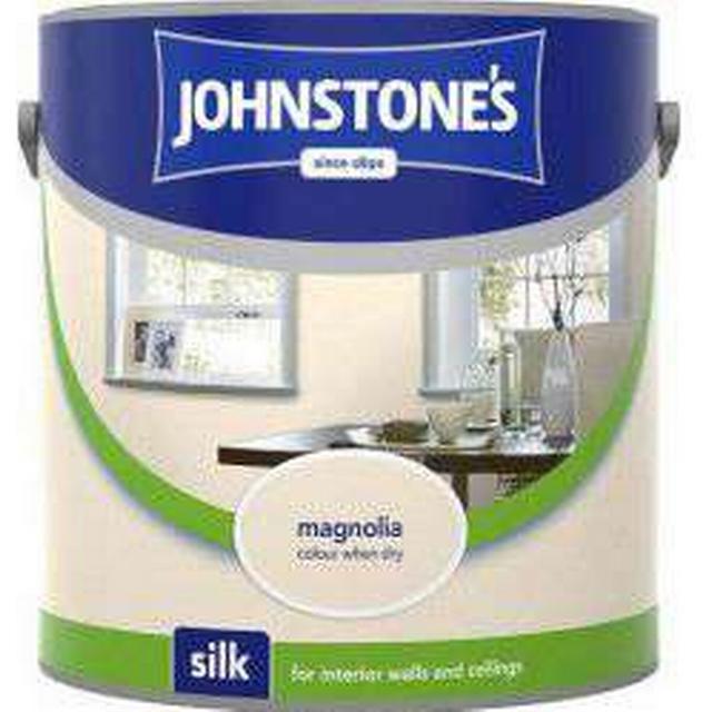 Johnstones Silk Wall Paint, Ceiling Paint Beige 2.5L