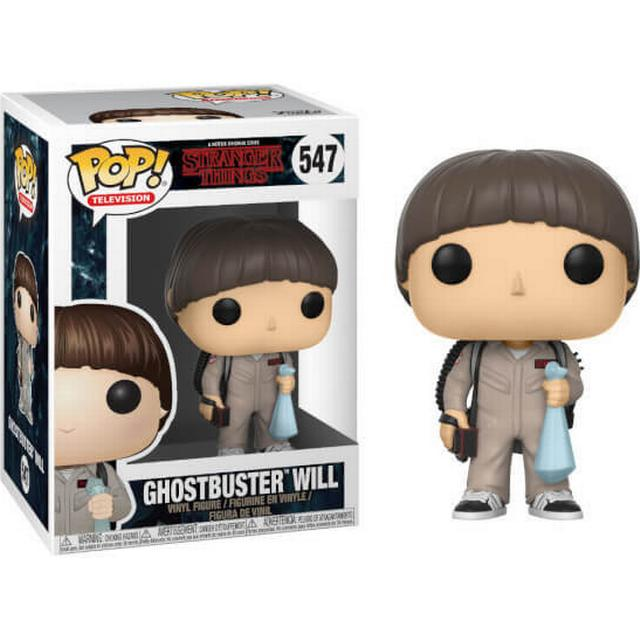 Funko Pop! TV Stranger Things Ghostbusters Will
