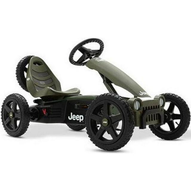 Berg Toys Jeep Adventure Pedal Gokart