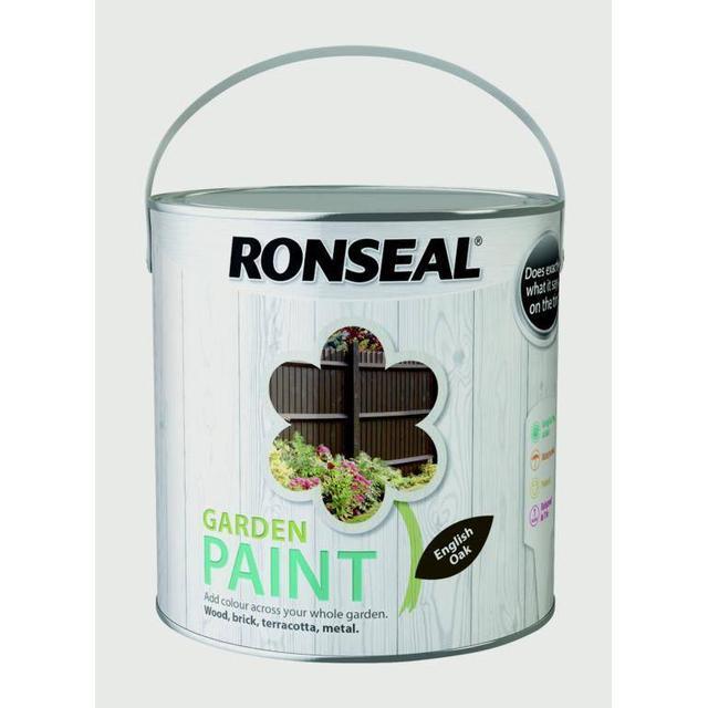 Ronseal Garden Wood Paint Brown 2.5L