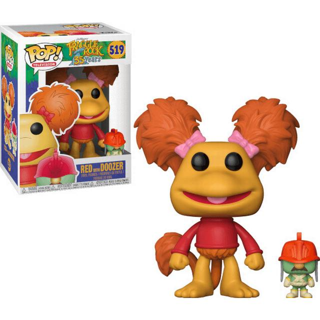 Funko Pop! Television Fraggle Rock Red with Doozer