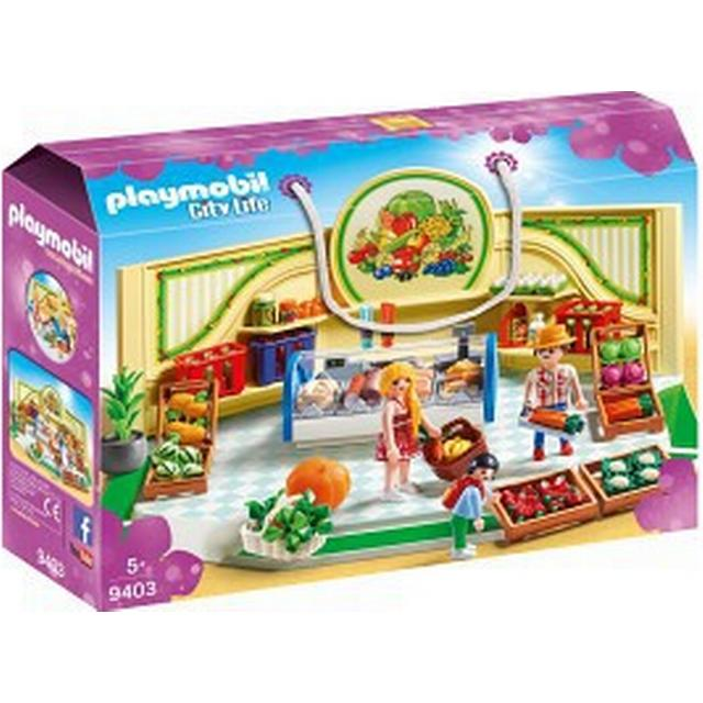 Playmobil Grocery Shop 9403