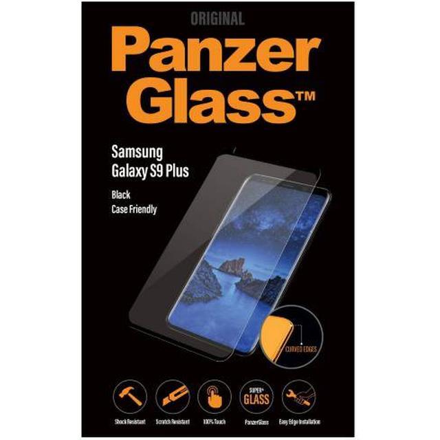 PanzerGlass Friendly Case Screen Protector (Galaxy S9 Plus)