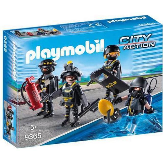 Playmobil Swat Team 9365