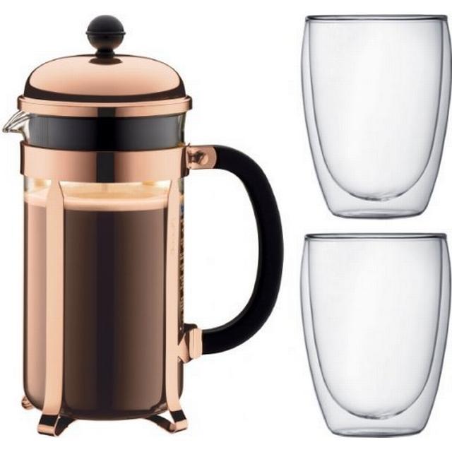 Bodum Chambord Set 8 Cup