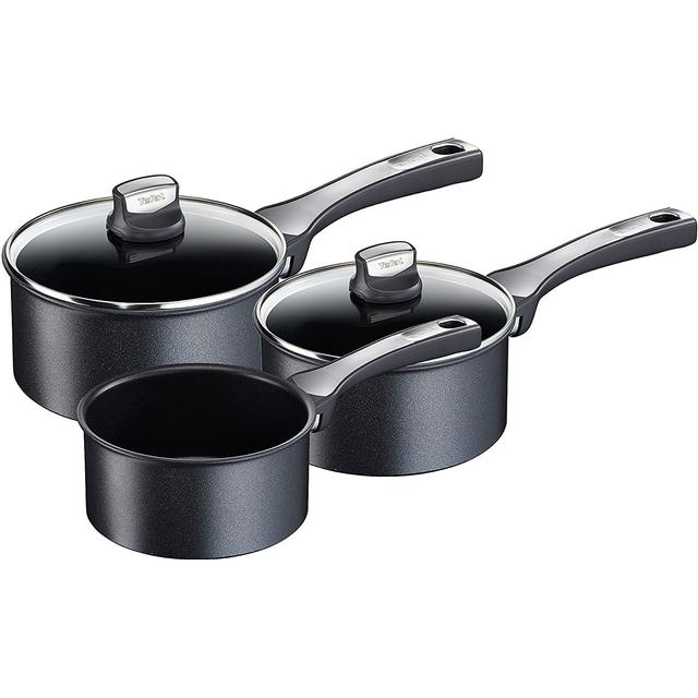 Tefal Expertise Set with lid 3 parts