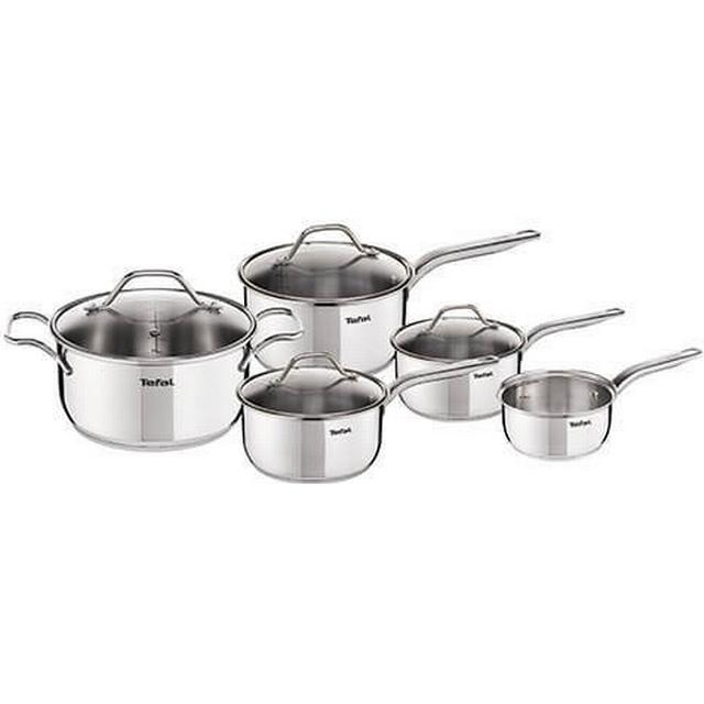 Tefal Intuition Set with lid 5 parts