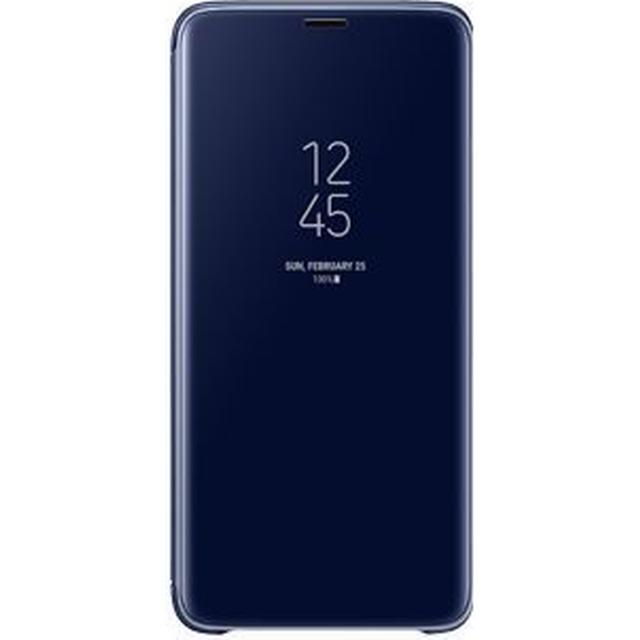 Samsung Clear View Standing Cover (Galaxy S9 Plus)