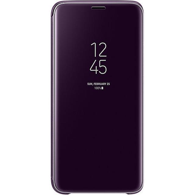 Samsung Clear View Standing Cover (Galaxy S9)