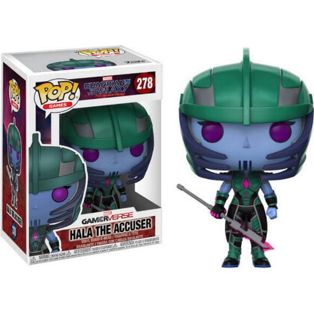 Funko Pop! Marvel Games Guardians of the Galaxy The Telltale Series Hala The Accuser