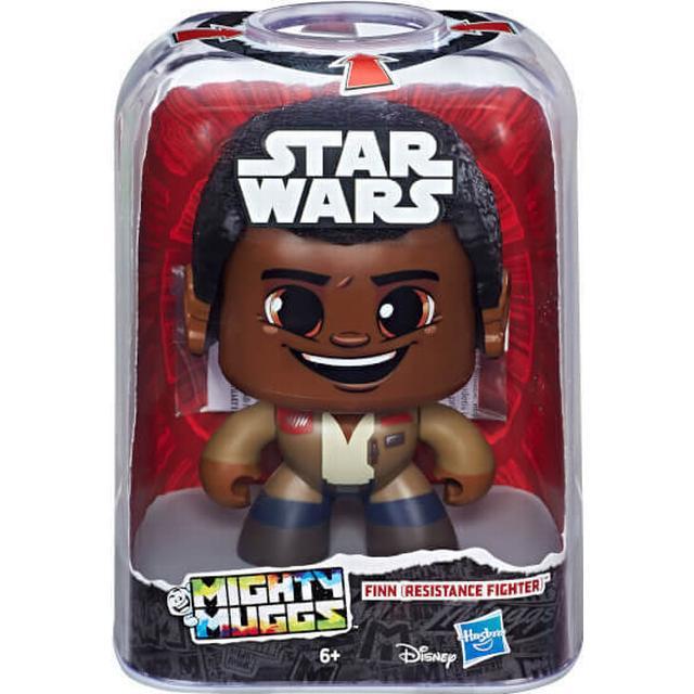 Hasbro Star Wars Mighty Muggs Finn Jakku E2177