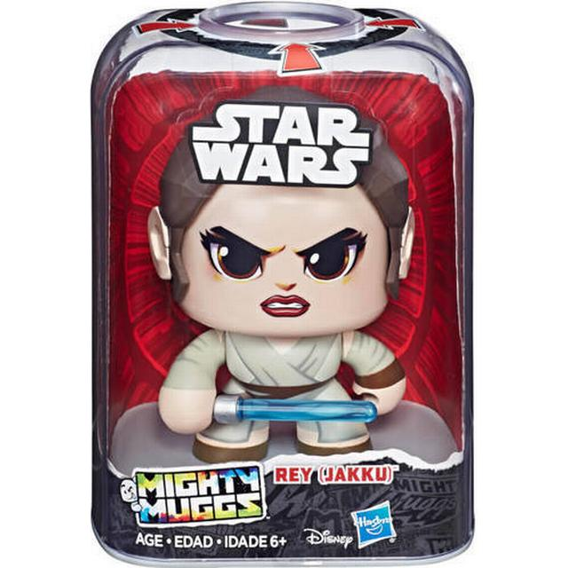 Hasbro Star Wars Mighty Muggs Rey Jakku E2174
