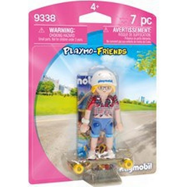 Playmobil Skateboarder 9338