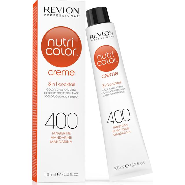 Revlon Nutri Color Creme #400 Tangerine 100ml