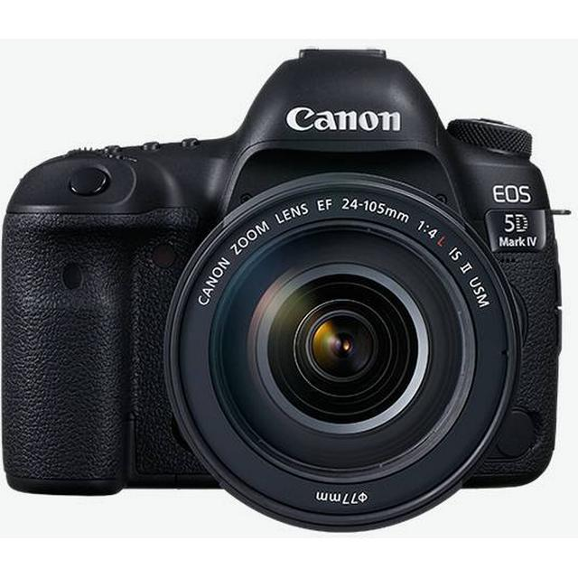Canon EOS 5D Mark IV + 24-105mm IS II USM
