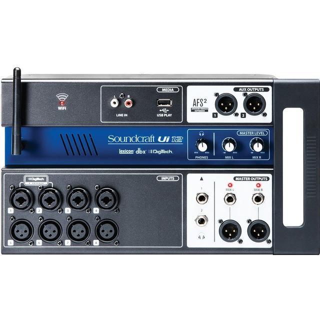 Ui12 Sound-Craft