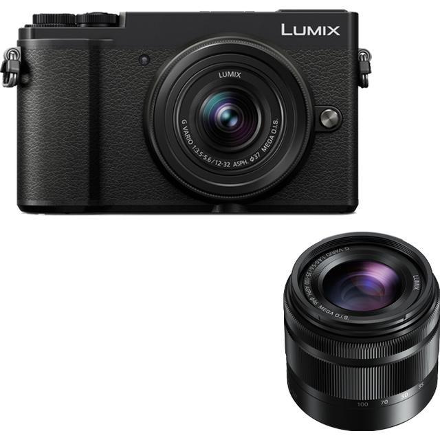 Panasonic Lumix DC-GX9 + 12-32mm OIS + 35-100mm OIS