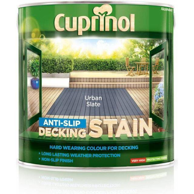 Cuprinol Anti Slip Decking Woodstain Blue 2.5L