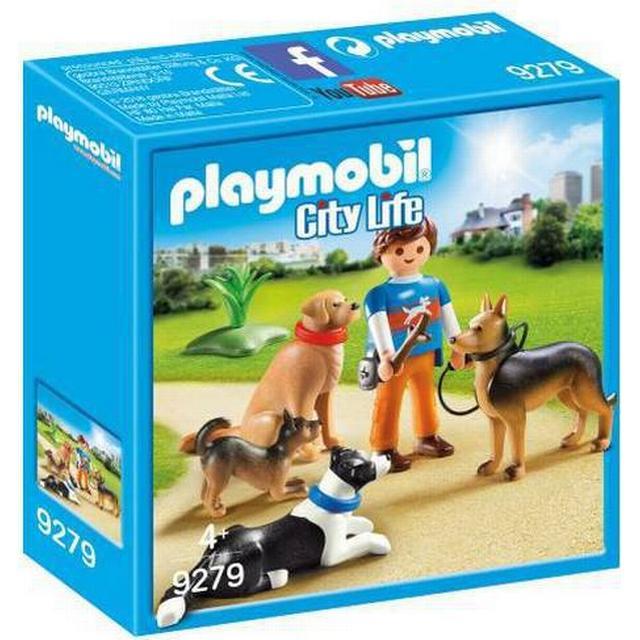 Playmobil Dog Trainer 9279